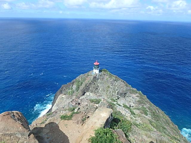 マカプウトレイル灯台